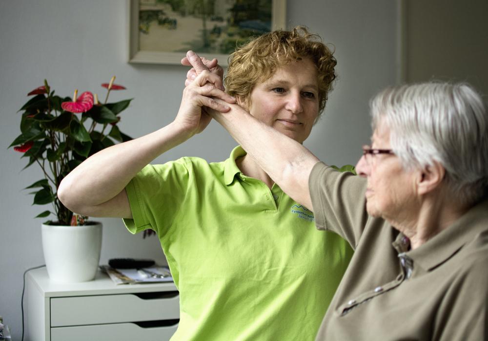 Fysiotherapie aan huis Nijmegen