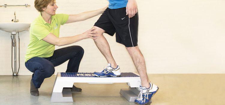 Evenwichtsoefeningen