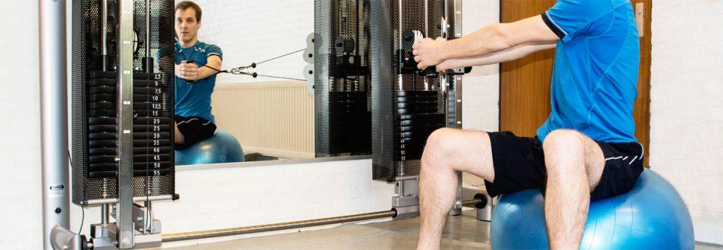 Fysiotherapie Nijmegen bij Fysiotherapie Hazenkamp