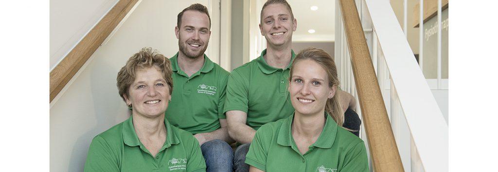 team fysiotherapeuten fysiotherapeut nijmegen Hazenkamp