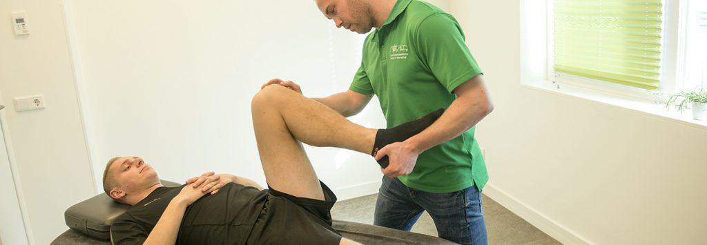 knie fysiotherapie Nijmegen